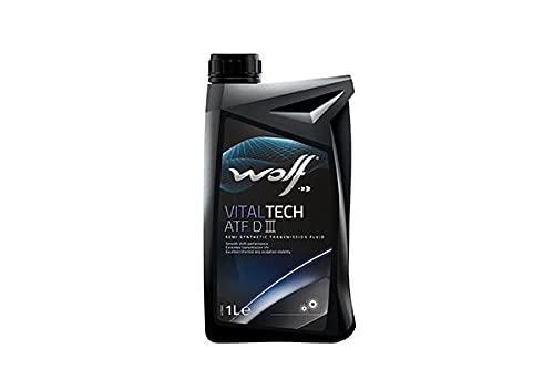 Wolf - Bidon 1 Litre d'huile de Transmission ATF DIII - 8305306