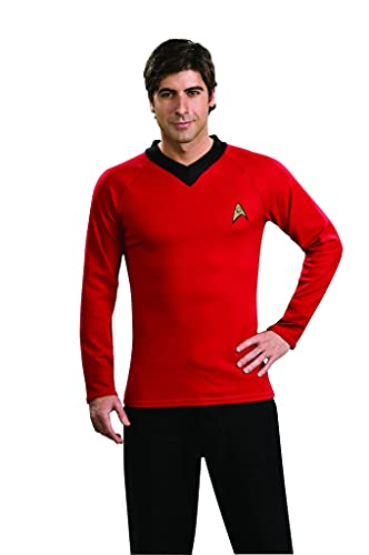 Rubies Star Trek Vestido, Color Rojo, 40/42 (888984M)