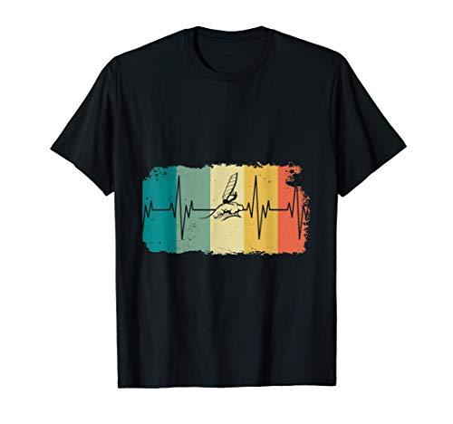 Windsurfen Retro Windsurf Wassersport Surf Vintage Geschenk T-Shirt