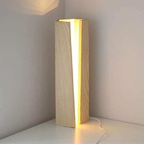 Koper Eenvoudige creatief decoratie Sfeer Planken Lamp Woonkamer Slaapkamer Study Eye-bescherming Lamp