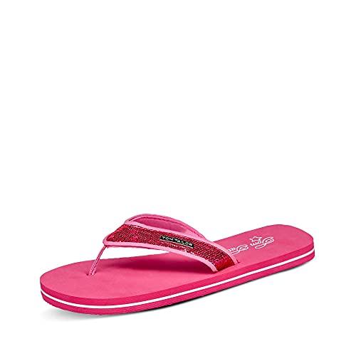 Tom Tailor 1170001 Flipflop, pink, 36 EU