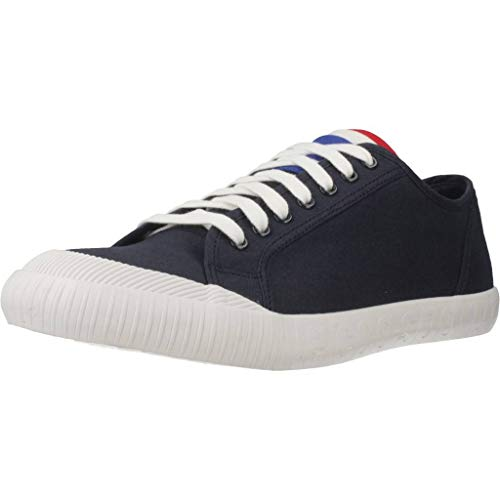 LE COQ SPORTIF Nationale, Zapatillas Unisex Adulto, Azul (Dress Blue Dress Blue), 44 EU