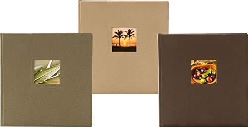 Goldbuch fotoalbum Natura gesorteerd 1 stuk 30x31 cm