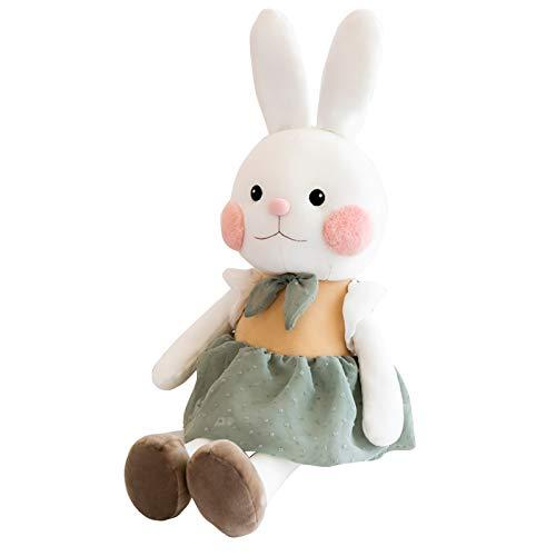 AM-Clearance Gonk Figures Decoración para el hogar para el día de la madre, juguete de peluche, bufanda de Pascua, lindo conejito para niños para el día de la madre, fiesta de cumpleaños