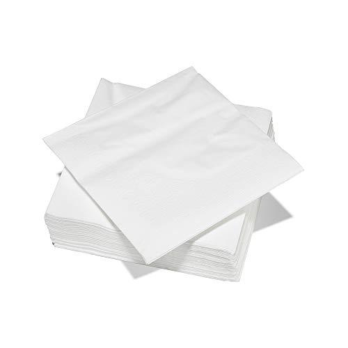 Serviettes Papier Tex Touch Recyclables et Biod/égradables Serviettes Certifi/ées FSC/® Lot de 40 Serviettes de Table Couleur Bleu Turquoise Grand Format 38 x 38 cm Bleu Turquoise Le Nappage