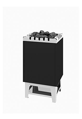 Tension 400 V 3N ou 240 V 1N 5-8 m/³ Sauna Po/êle /Électrique Harvia Vega 6,0 kW n/écessite lunit/é de contr/ôle s/épar/é BC60E Taille de sauna