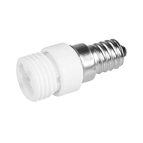 Lampensockel Adapter | E14 auf G9 | Lampenfassung Konverter Fassung Sockel Stecker Glühbirne Lampe LED