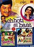 Chhoti Si Baat (1975) Also Known As: Choti Si Baat Country: India Language: Hindi Year: 1975 Color/BW: COLOR Category: Feature Film Genre: Comedy, Drama, Romance Cast: Amol Palekar, Vidya Sinha, Ashok Kumar, Asrani, Rajan Haksar, Noni Ganguly, Nandit...