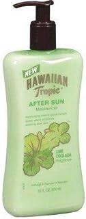 【日焼け後のお肌に潤い】アフターサンモイスチャーライザー Hawaiian Tropic After Sun Moisturizer Lime Coolada 【大容量】16 fl oz (474 ml) 【ハワイ直送品】