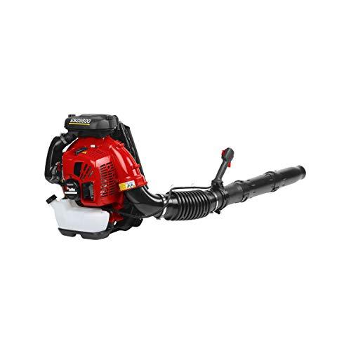 RedMax Genuine Gas Powered Backpack Leaf Blower 75.6cc 206 MPH 1077 CFM / EBZ8550RH Replaces EBZ8500RH