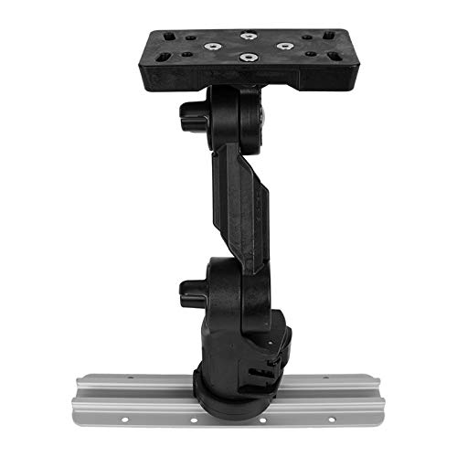 YakAttack Humminbird Helix Fish Finder Mount with Track Mounted LockNLoad Mounting System