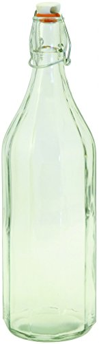 Tala Preserving/Cordial Bottle 1L/Clear by Tala