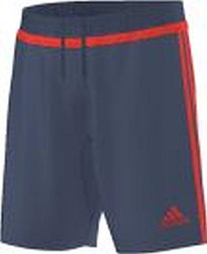 adidas Tiro 15 Tipos de Pantalones Cortos de Entrenamiento para Hombre Azul Azul Talla:8 años (128 cm)