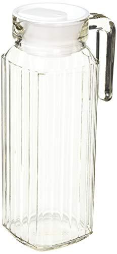 Ravenhead Essentials caraffa da frigo in vetro trasparente da 1litro