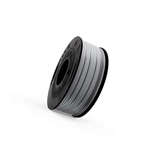 Recreus FTRA300250 Elastic Filament for 3D Printer, 250 g, Beige (Clear)