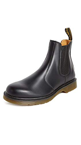 Dr. Martens 2976 Chelsea Boot,Black Smooth