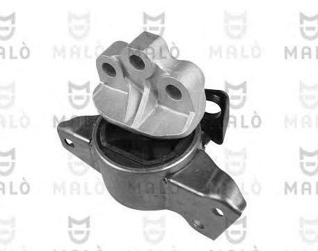 Support moteur avant gauche 14971/3-51813198