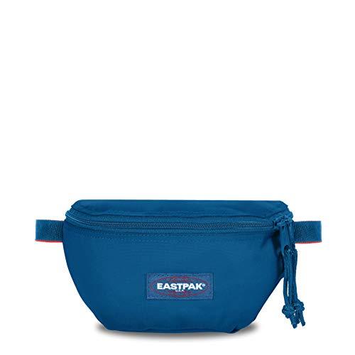 Eastpak SPRINGER Marsupio portasoldi, 23 cm, 2 liters, Blu (Blakout Urban)