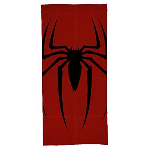 hoist -super-heroe-spiderman toalla de playa silla gruesa suave de secado rápido ligero absorbente toalla manta 70 x 140 cm