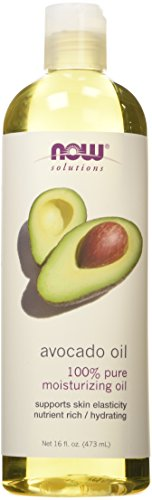 NOW Foods Avocado Oil, 16 Fluid Ounce (2 Pack)