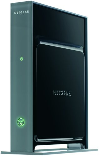 Netgear WNHDE111 5GHz 802.11n Wireless LAN HD Gaming Access Point/Bridge - Enjoy Hi-Def Wireless Video & Game Streaming