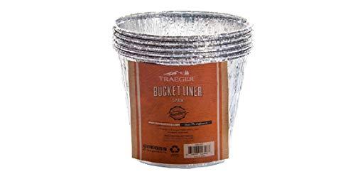 Traeger Grills BAC407z 10-Pack Bucket Liner