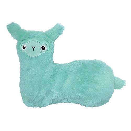 FouFou Dog 87022 Pastel Pals Fuzzy Tuffies Toy Small - Llama Hundespielzeug