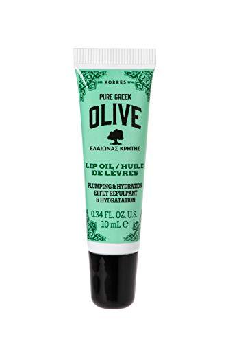KORRES OLIVE - Olio per la cura delle labbra, 10...
