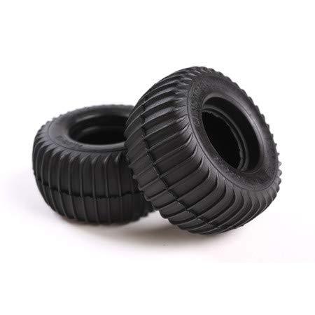 TAMIYA America, Inc 1/10 Rear Tires (2): Grasshopper, TAM9805081