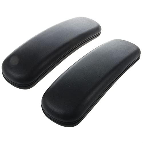 SHUAISHUAI Silla de Oficina Piezas ARMAJE DE Armada DE Responsable 9.75'X 3' (Negro) Fuerte y Robusto (Color : Black)