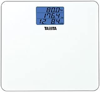 Tanita HD-384 WH Digital Weight Scale