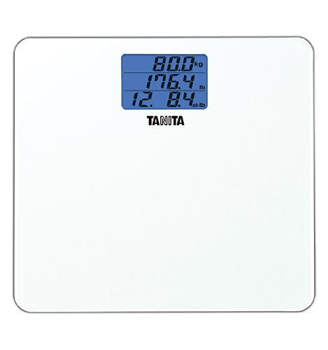 Tanita HD-384 WH Digital Weight Scale