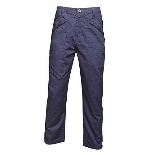 Regatta Pantalon Professionnel pour Homme - Imperméable - Multi Poches zippées