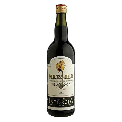 MARSALA INTORCIA SECCO 100 cl
