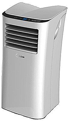 HomePointe MPPHB-05CRN8-BCF2 Portable Air Conditioner, 5000 BTUs - Quantity 1