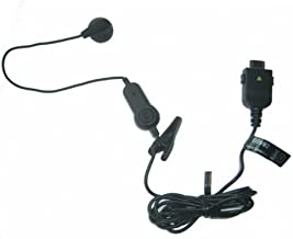 Pantech OEM Mono Headset Hands-Free Earphone Earpiece Original Single Earbud Wired Headphone with Microphone for AT&T Pantech Link P7040