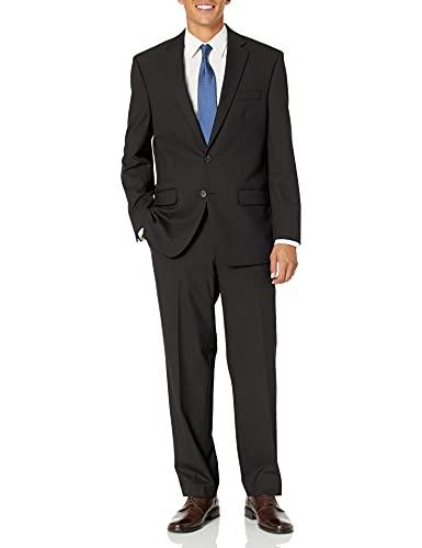 Chaps Charcoal Classic Fit Suit