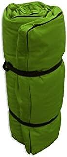 Futon Portatile Verde 200x80x4cm