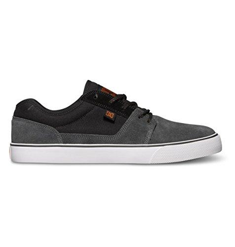DC Shoes Tonik - Zapatillas bajas para hombre, Multicolor (black/grey/black-xksk), 42