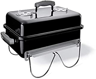 Weber Go-Anywhere Charcoal Barbecue (BBQ) - Black