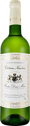 Sauvignon Blanc - Muscadelle Château Naudeau Blanc Entre-deux-Mers AOC | Maison Schröder & Schÿler | Frankreich-Bordeaux | (1x 0,75l) Weißwein-trocken