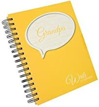 product image for Journals Unlimited WTR-08 Write to Remember - Grandpa 2017 Edition