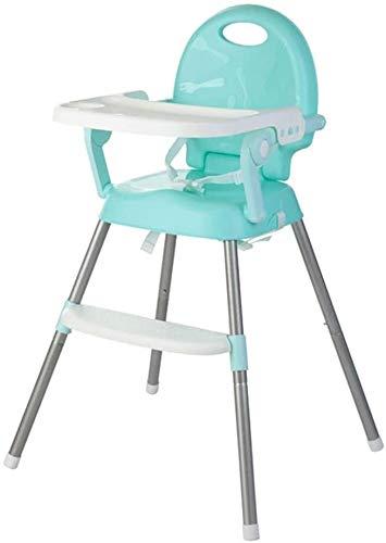 Silla camping plegable sillas plegables camping Trona plegable portable de la silla de comedor for bebés y niños pequeños for la silla Niño Niña de seguridad de alta Sillas con respaldo ajustable