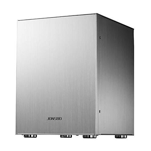kingromargo Jonsbo C2 Aluminium-Computergehäuse für Mini ITX microATX