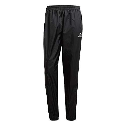 adidas Herren CORE18 RN PNT Sport Trousers, Black/White, XL