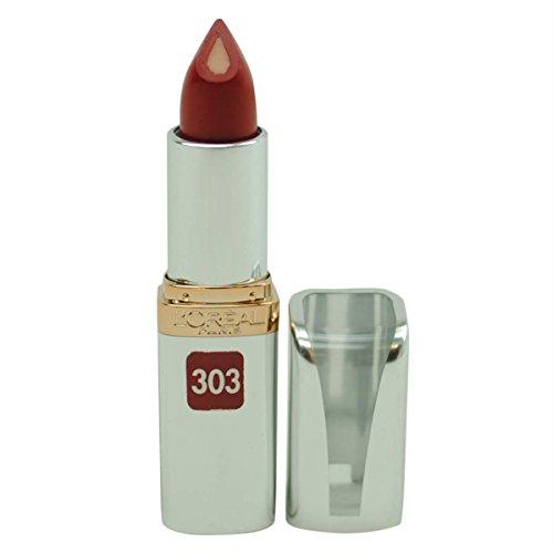Rouge à Lèvres - Color Riche Sérum Anti Age- N°303 Royal Red - L'Oréal