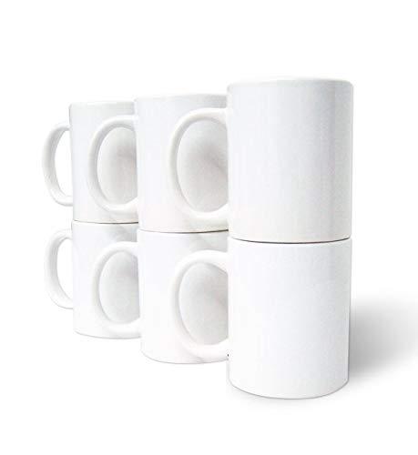 Catálogo de Tazas blancas - 5 favoritos. 6