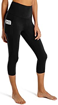 First Way Women's Yoga Leggings with Pockets