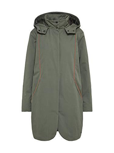 nümph Damen New Morgan Jacket Mantel, Grün (4007 A. Green), 42