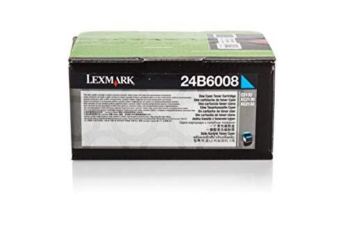 Lexmark XC 2100 Series (24B6008) - original - Toner cyan - 3.000 Pages